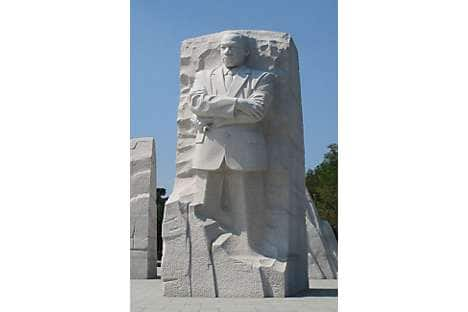 The Martin Luther King, Jr Memorial