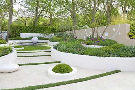 Garden design at the Chelsea Flower Show