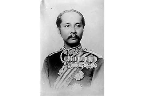 King of Siam, Rama V