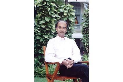 Author Pico Iyer