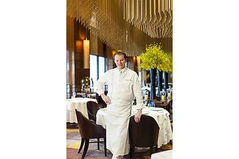Culinary director Richard Ekkebus