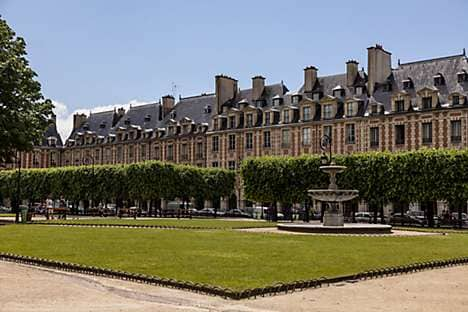 The Jardins du Palais Royal
