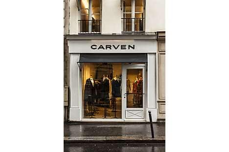 Fashion store Carven