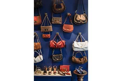 Left Bank accessories boutique Avril Gau