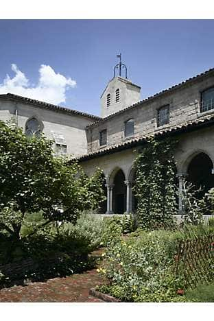 The Cloisters, an outpost of the Metropolitan Museum of Art
