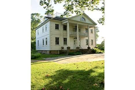 The Morris-Jumel Mansion, Manhattan's oldest building