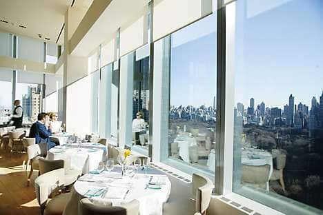 Asiate at Mandarin Oriental, New York