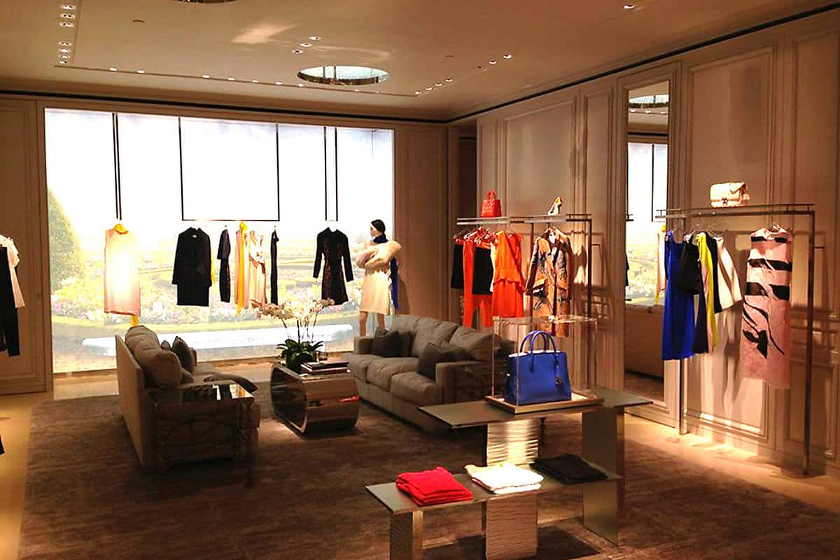 The Dior Store at Plaza Indonesia