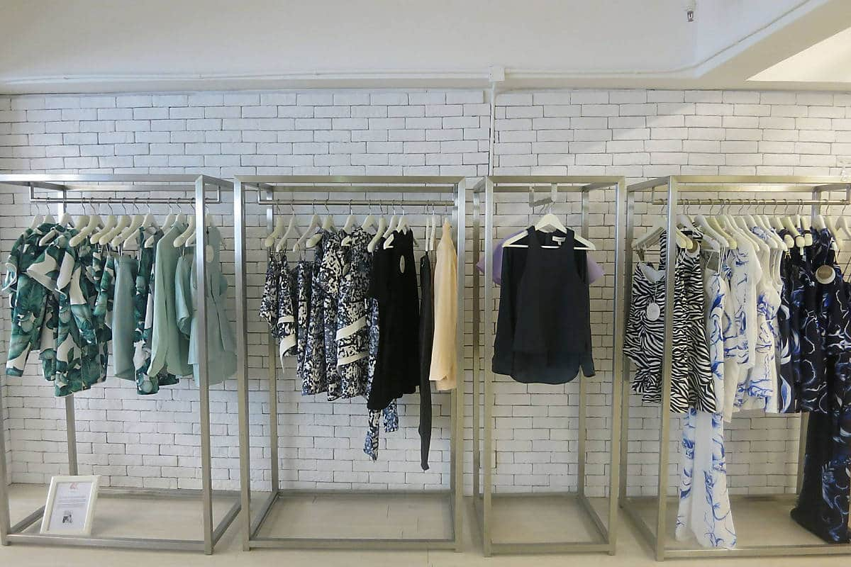 Multi-label fashion at The Collectives