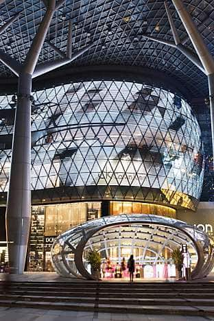 Orchard Road's fashion and lifestyle mall ION Orchard