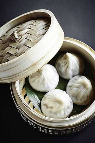 Wuxi-style steamed pork dumplings