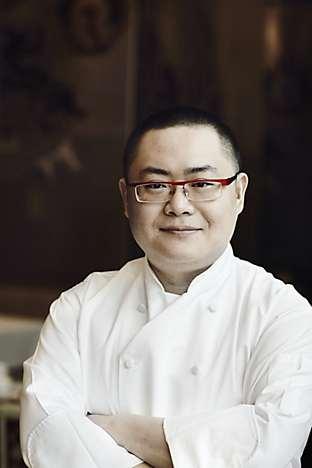 Yong Yi Ting chef Tony Lu