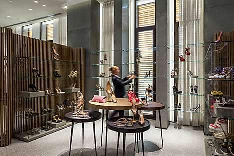 The Beymen Resort Store is one of the hotel's luxury retail outlets