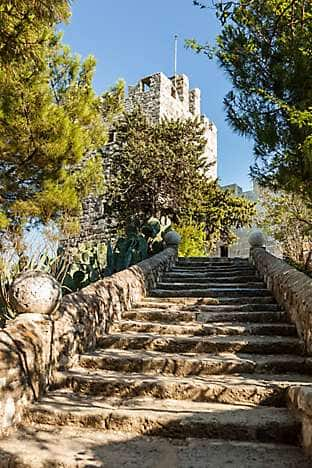 The English Tower at the Castle of St Peter in Bodrum