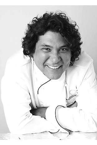 La Mar's chef, Gastón Acurio