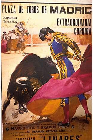 bullfighting-themed La Taurina