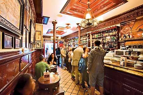 Cervecería Alemana Bar Where Hemingway Was A Regular Customer