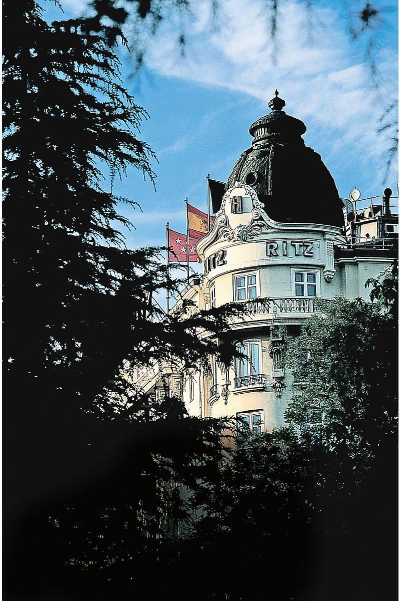 Hotel Ritz Madrid Where Hemingway Once Socialised