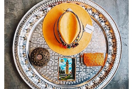 Fashionable buys at 33 Majorelle