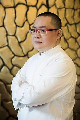 Yong Yi Ting's Consultant Chef Tony Lu