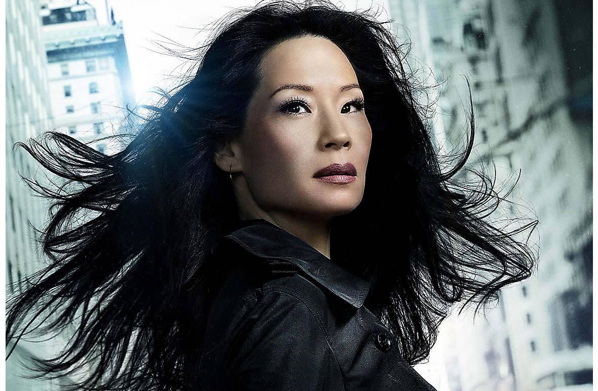 Lucy Liu as Dr Joan Watson in TV series Elementary