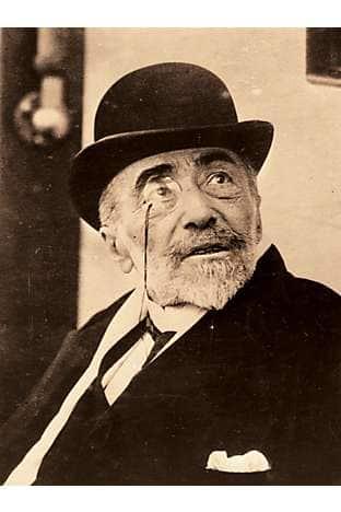 Joseph Conrad, 1923