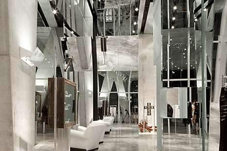 Cutting-edge design store Alchemist on Lincoln Road