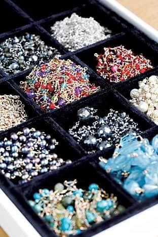 Tara's raw materials