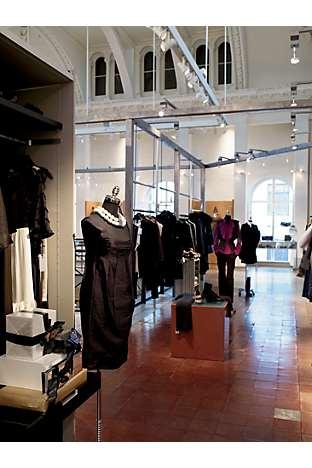 Women's fashion at Louis Boston