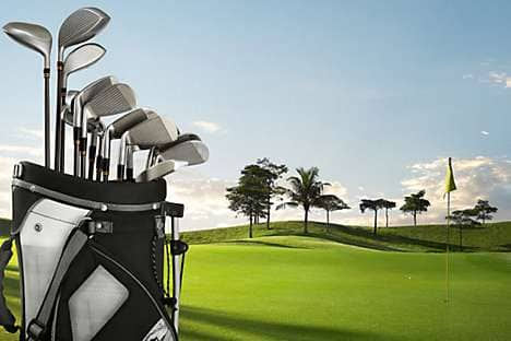 Play one of Sanya's world-class golf courses