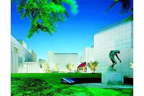 The High art museum