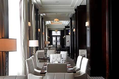 The Café & Bar at Mandarin Oriental, Atlanta