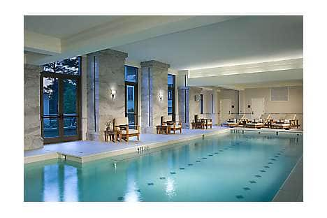 The pool at Mandarin Oriental, Atlanta