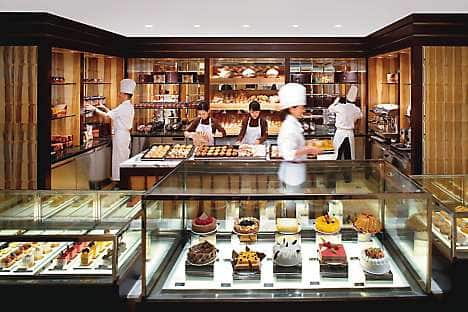 The Mandarin Cake Shop at Mandarin Oriental, Hong Kong