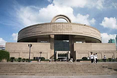 The Shanghai Museum, home to ancient Chinese art