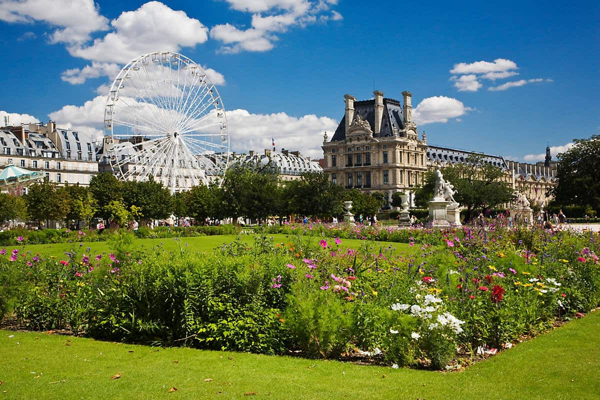 Paris luxury travel concierge destination mo by mandarin for Paris tuileries