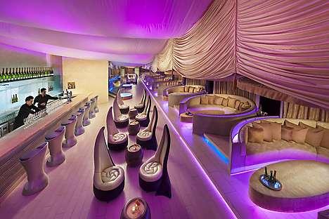 The Sultan Lounge at Mandarin Oriental, Kuala Lumpur