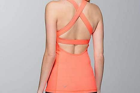 Yoga wear from Lululemon