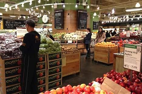 Whole Foods at Columbus Circle