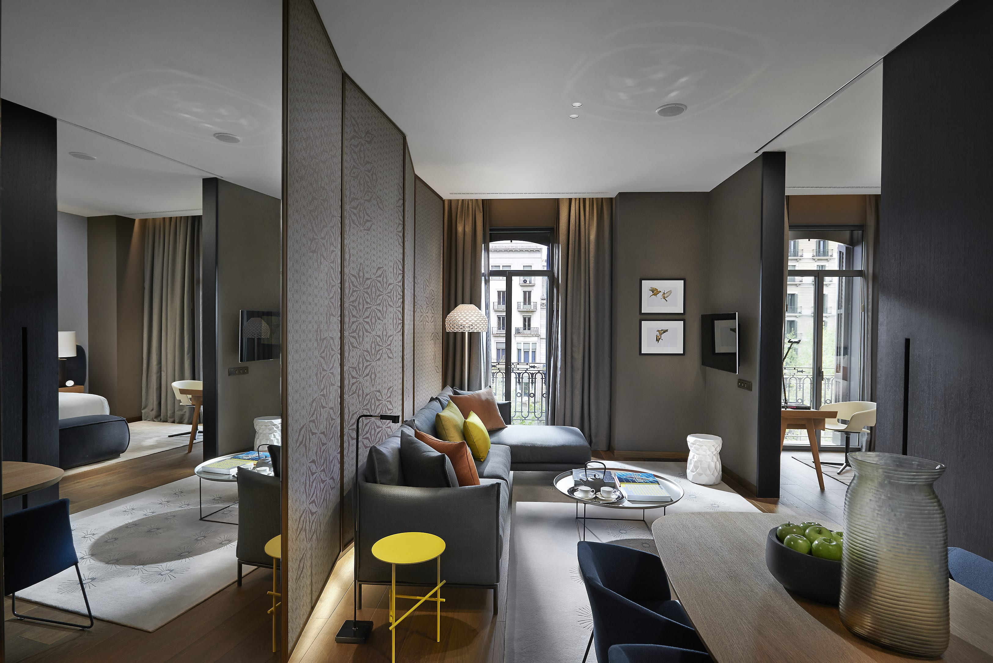 Barcelona hotel photo gallery mandarin oriental hotel for Design hotel barcelona