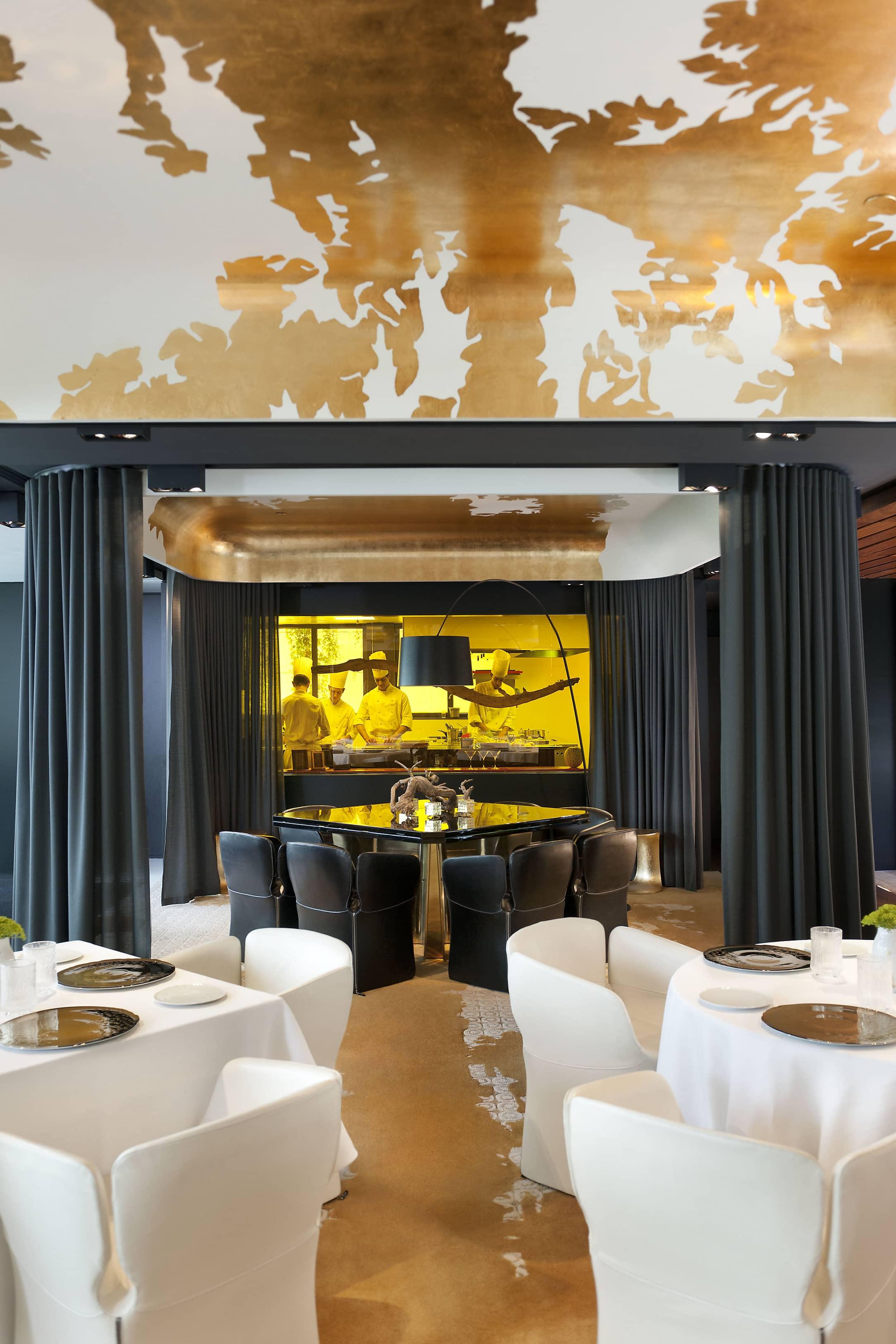 Barcelona hotel fotogalerie mandarin oriental hotel barcelona - Hotel mandarin restaurante ...