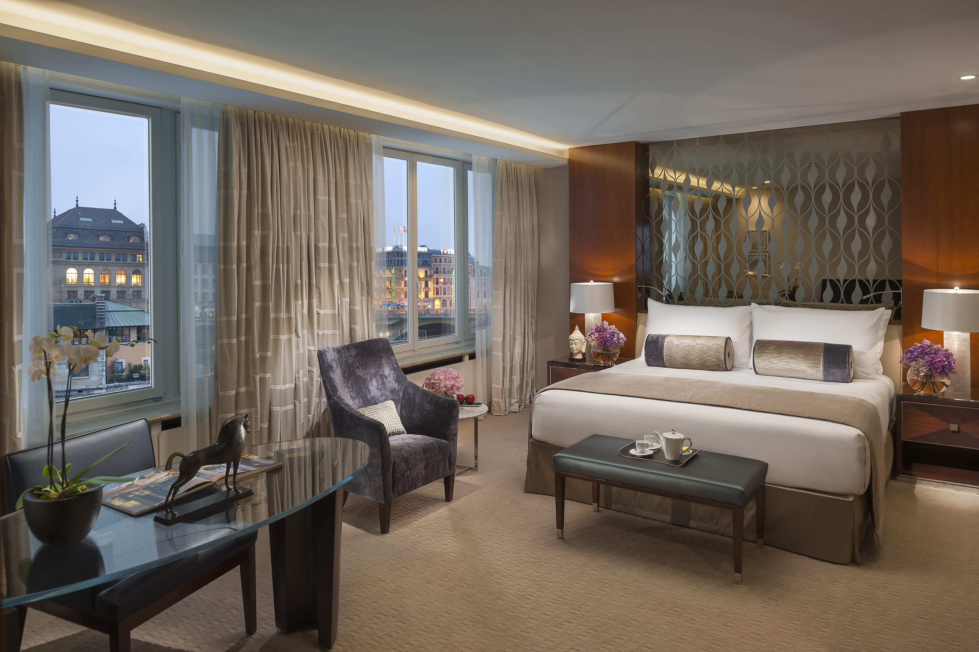 Geneva Hotel Photo Gallery Mandarin Oriental Hotel Geneva