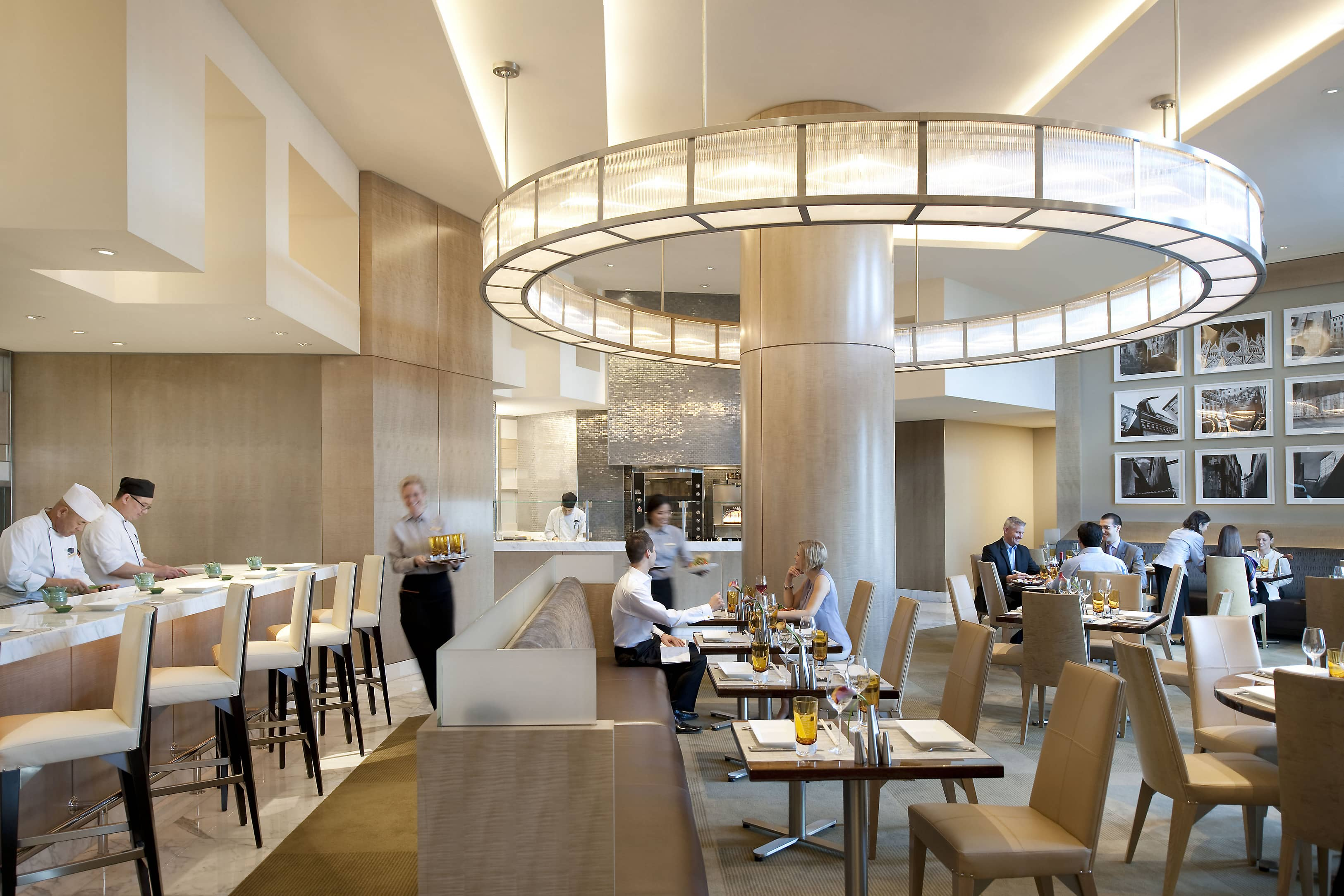 Las vegas hotel fotogalerie mandarin oriental hotel las vegas - Hotel mandarin restaurante ...
