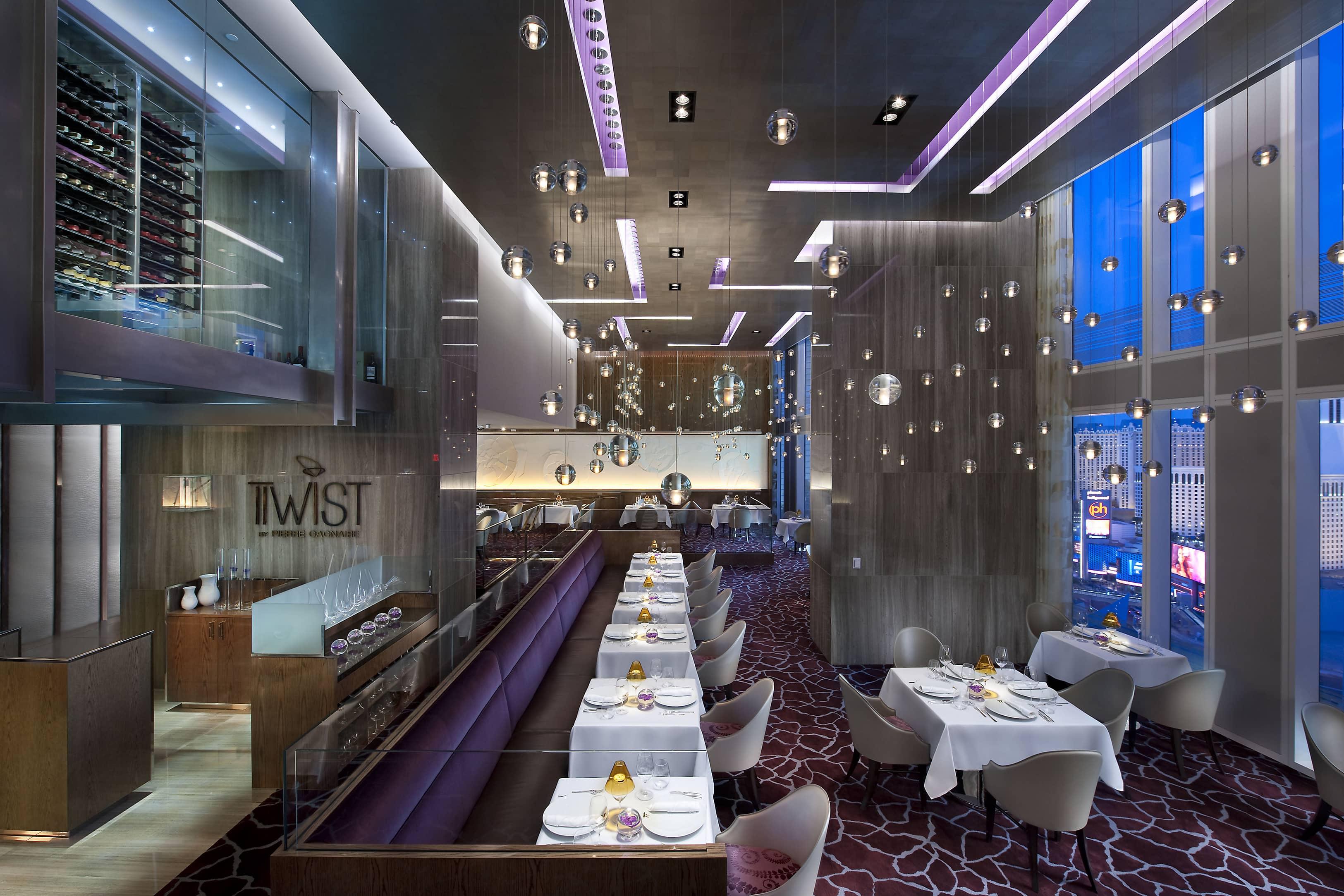 Las vegas hotel fotogalerie mandarin oriental hotel las - Hotel mandarin restaurante ...