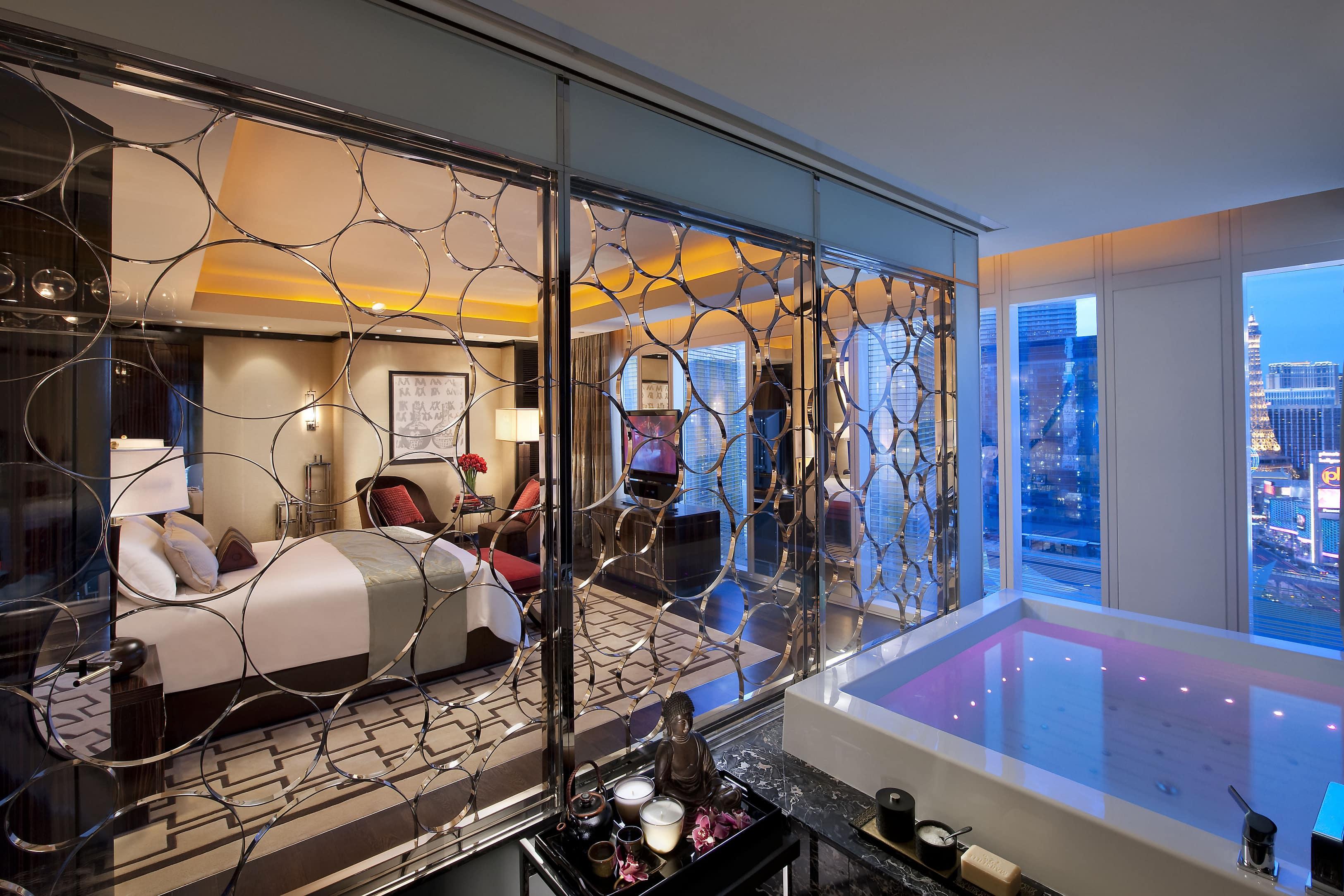 Las Vegas 4 Bedroom Suites Hotel Photo Gallery Mandarin Oriental Las Vegas