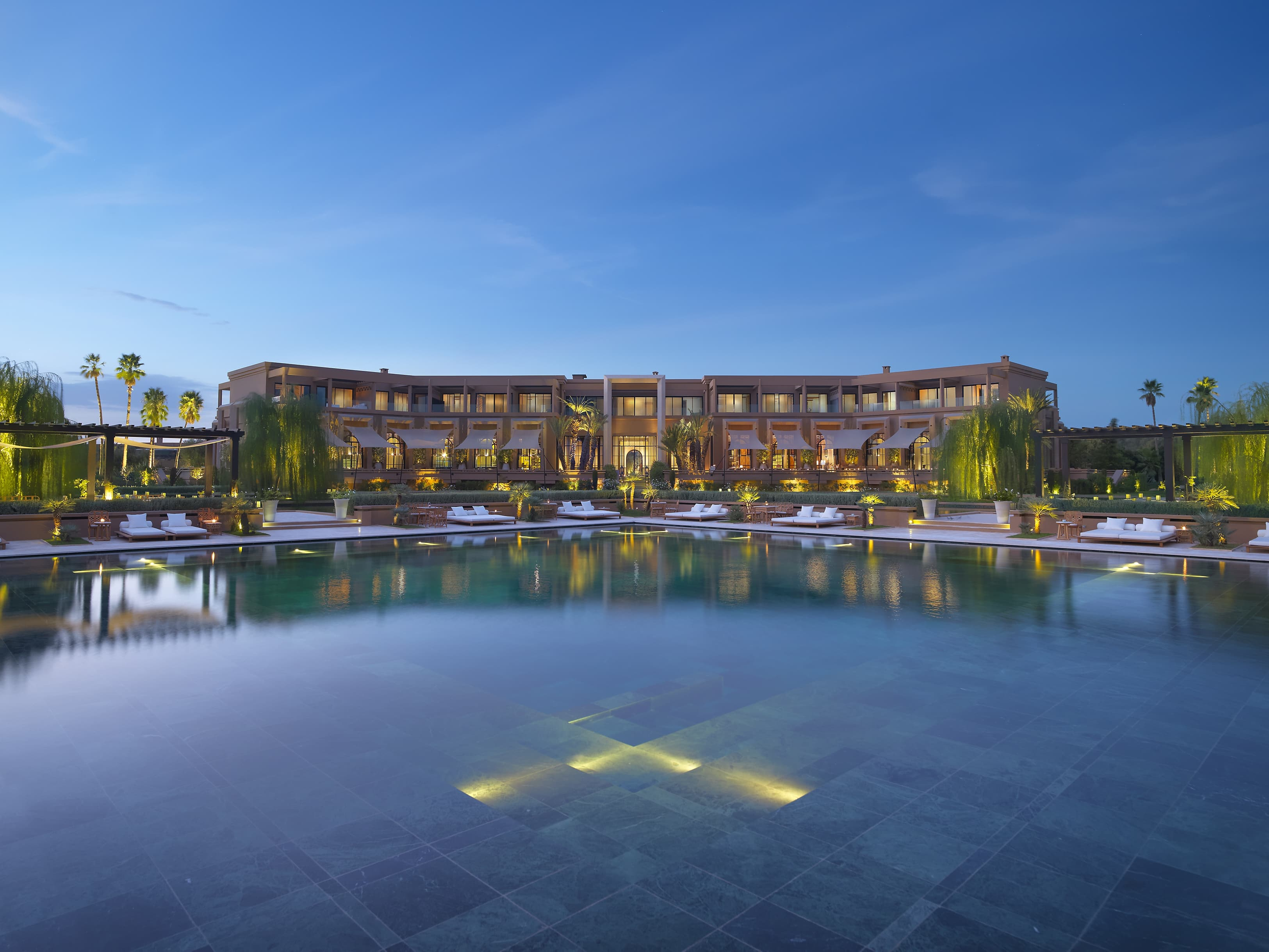 Luxushotels In Marrakesch Mandarin Oriental Marrakesch