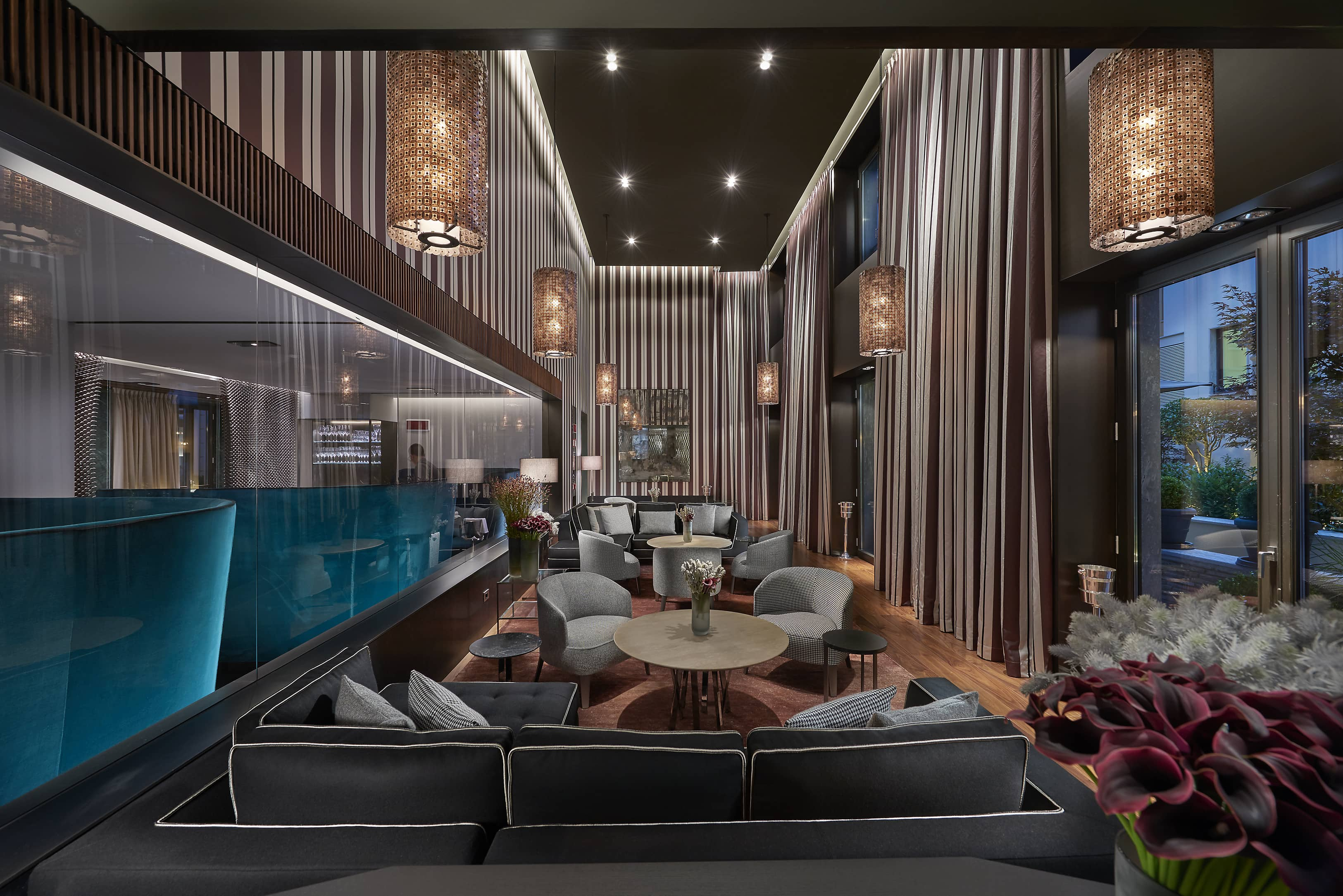 Milan hotel photo gallery mandarin oriental hotel milan for Hotel di design milano
