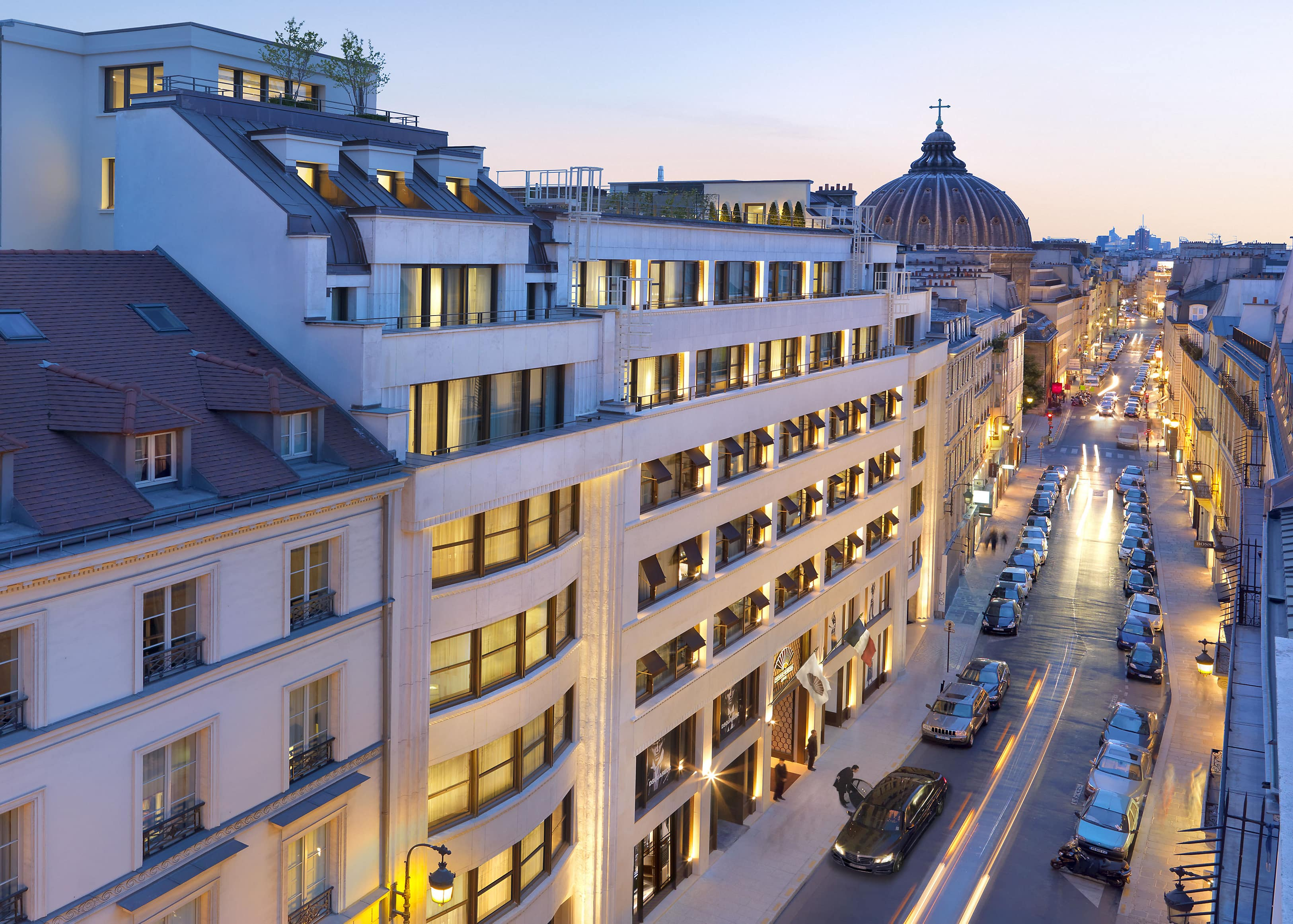5 Star Hotel Photo Gallery Mandarin Oriental Paris
