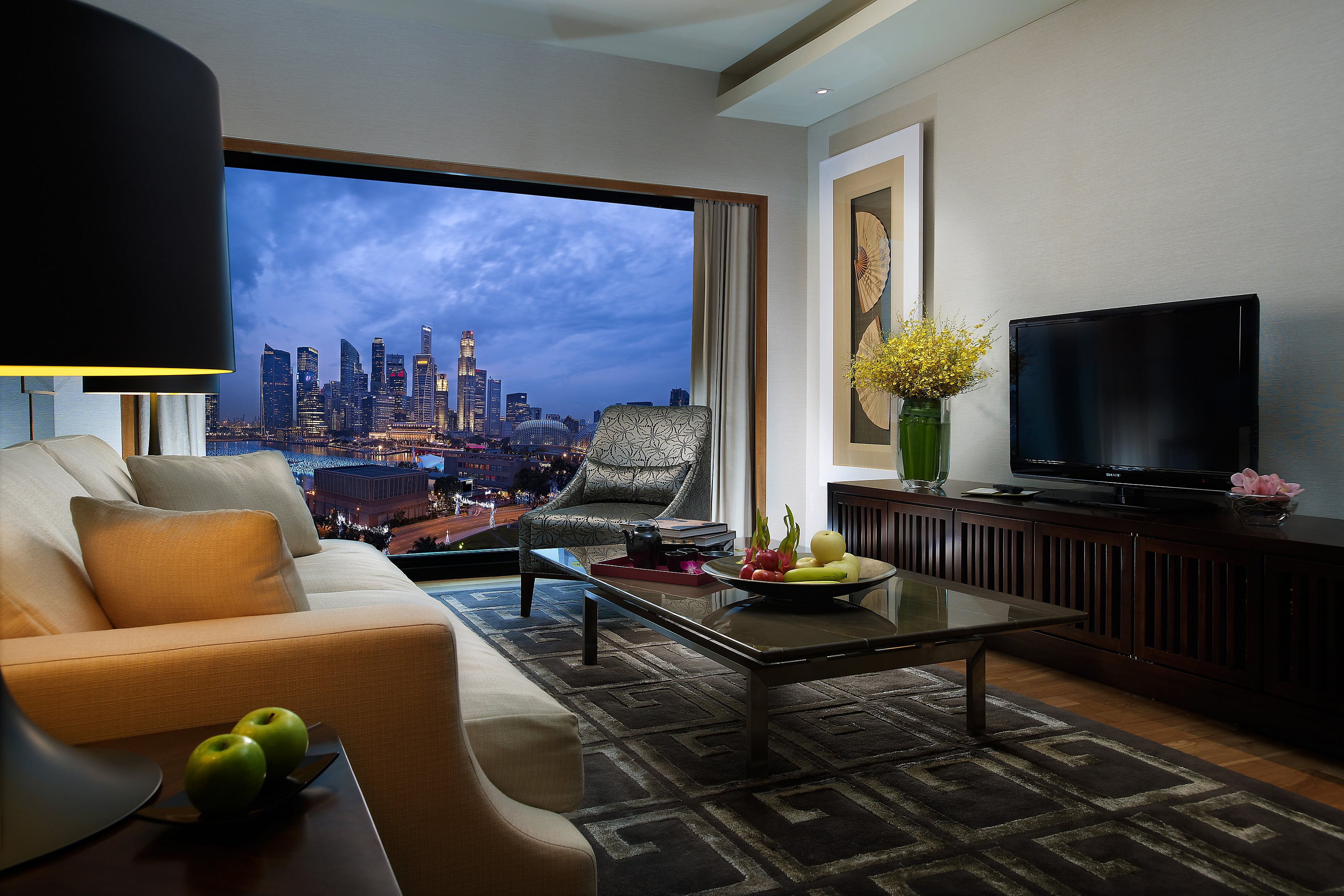 Singapore hotel photo gallery mandarin oriental hotel singapore - Beautifull rooms ...