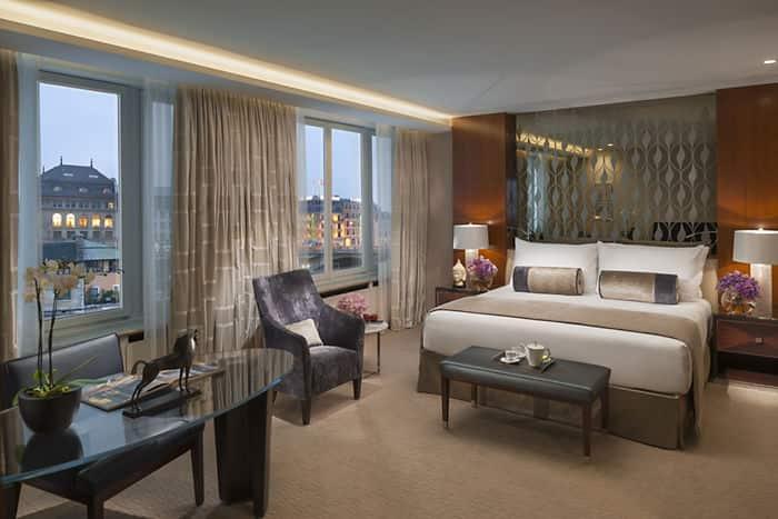 卧室套间设计效果图